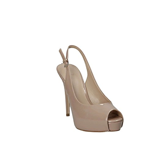 Tacco PAF05 Sandalo FLHU91 Nudo Guess Donna TFtwx