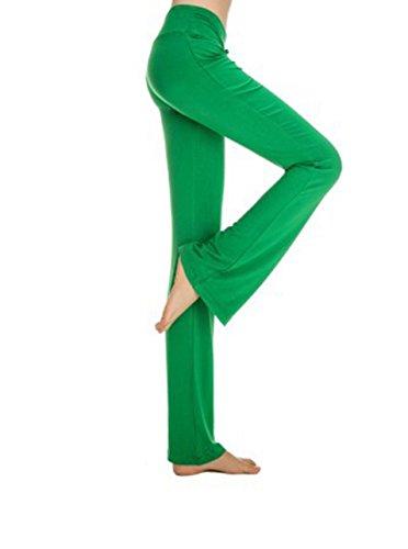 Slim Bootleg Pants - 6