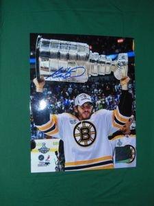 Boston Bruins Adam McQuaid Autographed 8x10 Photo