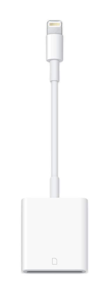 Apple Lettore per fotocamere da Lightning a schedaSD
