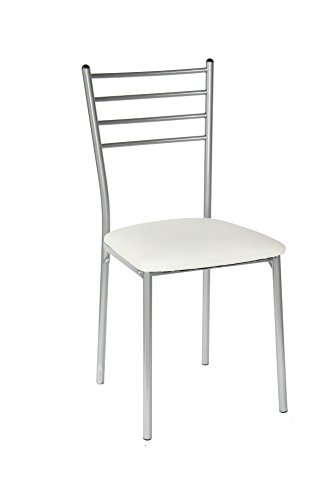 Juego de 4 sillas de cocina.
