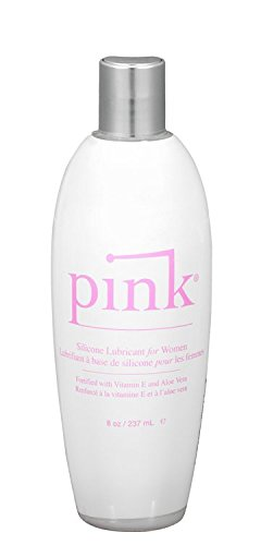 Pink Silicone Personal Lubricant For Women by Pink