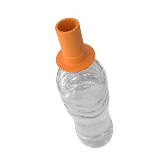 Ezy Dose Kids Medi-Spout │ Fits Water Bottle | Makes Swallowing Pills Easy for Kids │ Pill Assist Cap for Medicine, Vitamins, Probiotics
