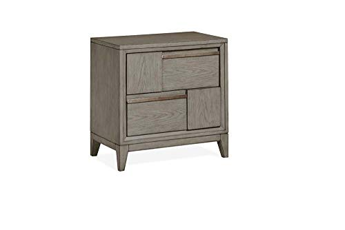 Magnussen B4877 Atelier Wood Drawer Nightstand ()