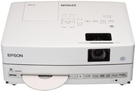 Epson EB-W8D - Proyector, 2500 Lúmenes del ANSI, LCD, WXGA ...