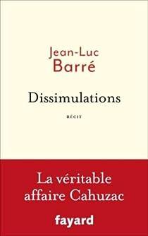 Dissimulations par Barré