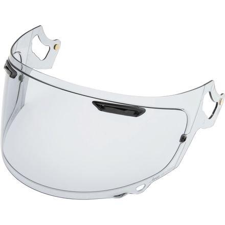 Arai Corsair-X Vas-V Max Vision Clear Faceshield 820136 (Arai Vas V Max Vision Face Shield)