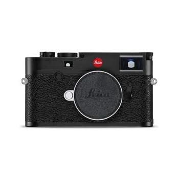 Leica M10 Digital Rangefinder Camera (Black)