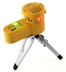 Multifunction Laser Level Leveler Vertical Horizontal Tool with Tripod