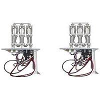 Goodman HKSC05XC Heat Kit with Breaker, 5 Kw, 21 x 38 x 44