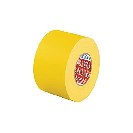 Tesa 04651-00525-00 Gewebeband 4651 Premium, 25 mm x 50 m, rot