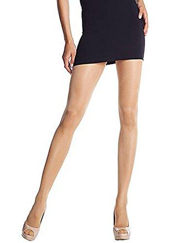 Femme Dim Unitaire Den Fuselées Jambes 25 Semi Collants Diam's Opaque Doré TYYwfa6q