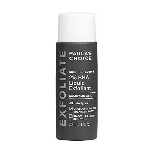 Paula's Choice Skin Perfecting 2% BHA Liquid Salicylic Acid Exfoliant, Gentle Facial Exfoliator for Blackheads, Large…
