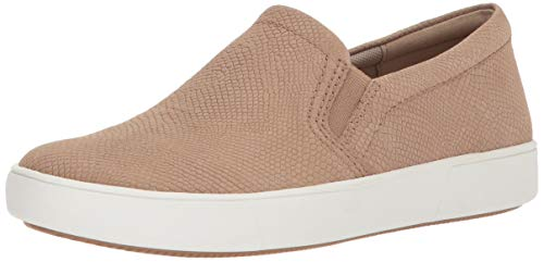 Naturalizer Women's Marianne Sneaker, Tan, 9.5 Narrow
