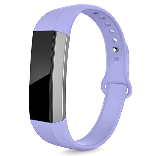 Malla para reloj Fitbit Alta HR/Fitbit Alta/Ace (violeta)