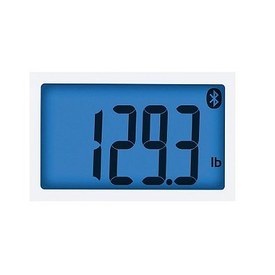 Weight Watchers® Digital Bathroom Scale (Body Analysis Bluetooth)