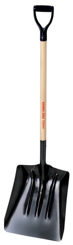 True Temper 1630300 General Purpose Steel Shovel with Wood Handle Ames True Temper HH-12800314