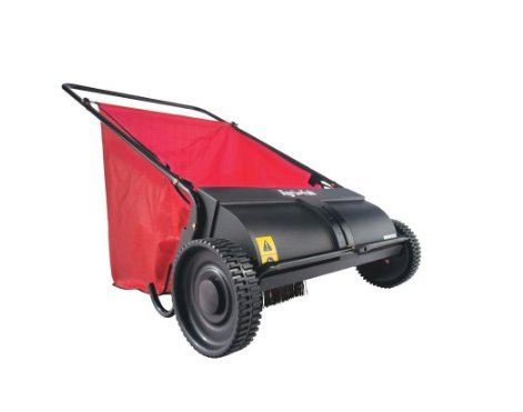 Push Model Lawn Sweeper By Agrifab- Makes Picking Up Leaves