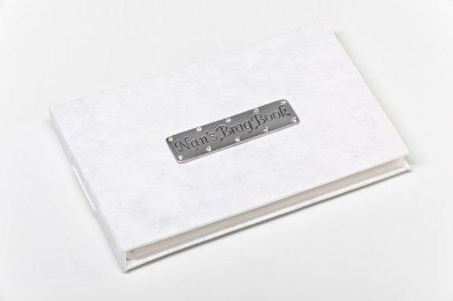 [해외]난의 자랑 책 사진 앨범 (흰색) / Nan`s Brag Book photo album (white)