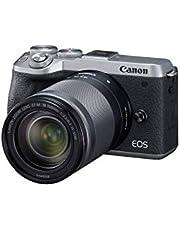 Canon EOS M6 Mark II KIT W/EF M18-150mm (Silver)