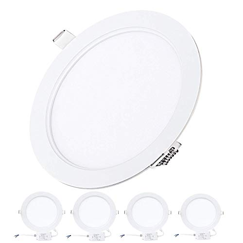 12W Round Led Panel Light in US - 7