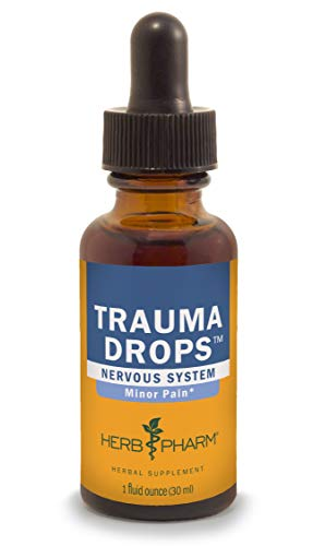 Cheap Herb Pharm Trauma Drops Liquid Herbal Formula with Arnica for Minor Pain – 1 Ounce