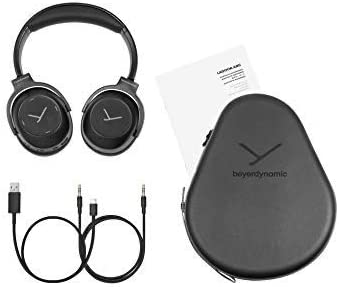 beyerdynamic Lagoon ANC Traveller Bluetooth Headphones with ANC