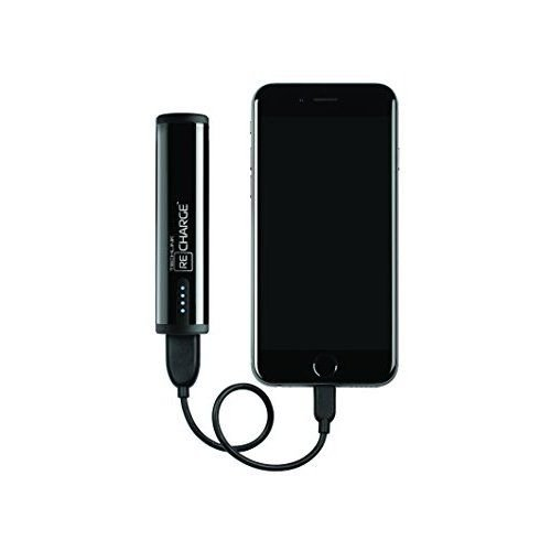 Amazon.com  Cell Phone Portable Charger - Power Bank Charger for Samsung -  IPhone - Smartphones - Recharge Pocket Power USB Charger (Black)  Cell  Phones   ... 51578bd6f9