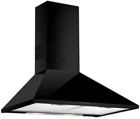Teka DBB 60/70/90 - Campana (Canalizado/Recirculación, 440 m³/h, Built-under, Negro, Giratorio, Metal): Amazon.es: Grandes electrodomésticos