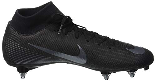Shoes Black Unisex Black pro 6 Superfly Footbal Academy 001 Adults' NIKE Black Sg 8BxTPP