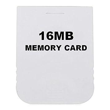 Tarjeta de Memoria práctica para Wii Gamecube Game 4MB ...
