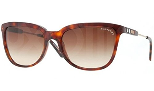 Burberry 4152 334913 Tortoise 4152 Wayfarer Sunglasses Lens Category 3 Lens - Burberry Sunglasses Wayfarer