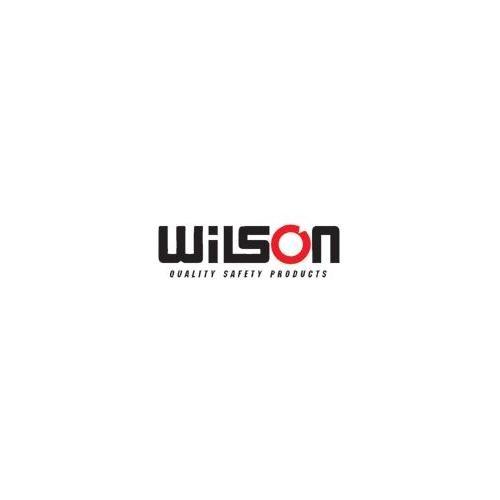 See-Thru Welding Curtains - wilson 6'h x 10'w gold14 mil see-thru curtain (Thru Welding See Curtains)