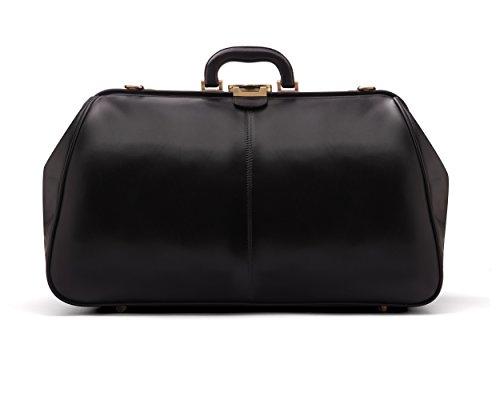 sagebrown gran bolsa de Gladstone negro