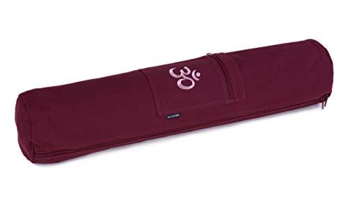 Yogistar Yogatasche OM – Baumwolle – 65 cm – 3 Farben