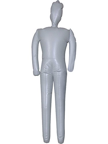 Rubie's Costume Co WMU Halloween Prop: Inflatable Body -