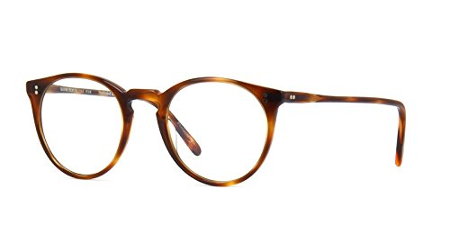 Oliver Peoples O'Malley NYC- Tortoise / Clear - 5183 155687 - Malley Peoples O Oliver