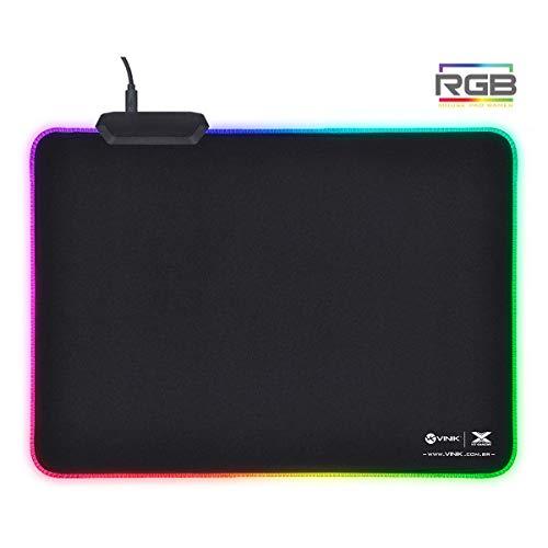 Mouse Pad Vx Gaming Rgb - 250X350X3Mm, Vinik, 30988