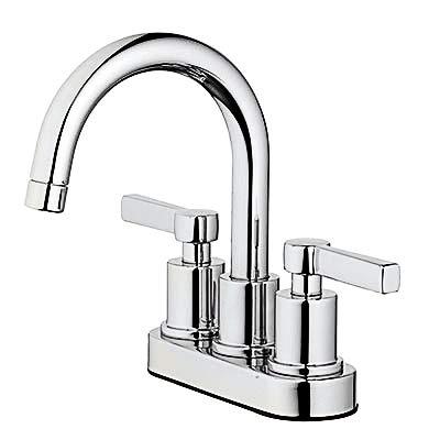 - Homewerks Worldwide LLC HP CHR 2Hand Lav Faucet 67703W-6101