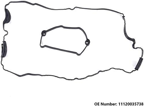 Prime PartsX Engine Valve Cover Gasket Seal Washer for BMW M3 E90 E91 11120035738