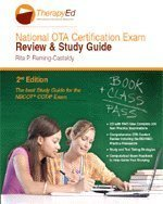 National Occupational Therapy Assistant Certification Exam Review & Study Guide pdf epub
