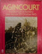 Agincourt: die Triumph von Archery über Armor, 25 October 1415 (Military History Simulation Game)