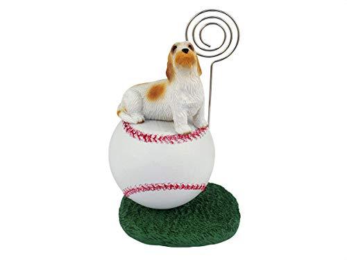 Conversation Concepts Petit Basset Griffon Vendeen Baseball Note Holder ()