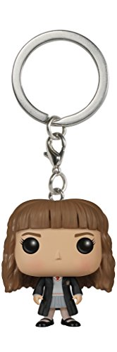[Funko Pocket Pop Keychain: Harry Potter-Hermione Action Figure] (Harry Potter Characters Costumes)