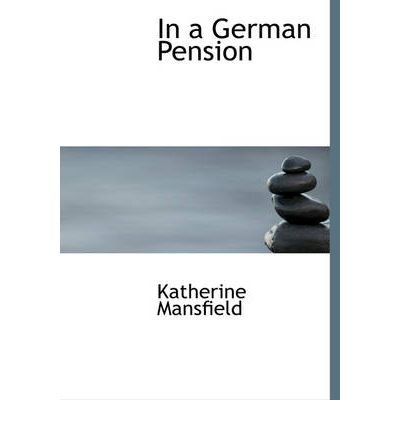 In a German Pension(Hardback) - 2008 Edition