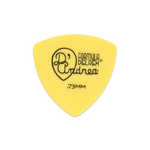 (D'Andrea RD346 .73MD Guitar Picks)