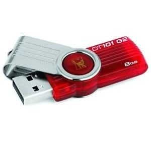 Nueva Stick de memoria kingston 8 GB USB Flash Drive Pen