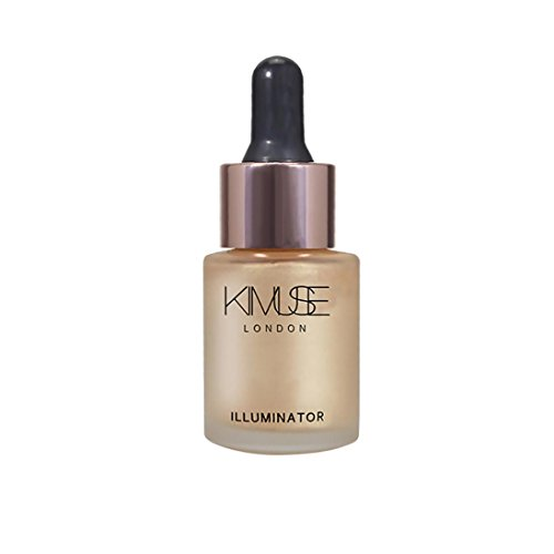 Esharing New Sexy Women Girls Beauty Shimmer Liquid Brighten Highlighter Oil Concealer Fashion Makeup Cosmetic (Style D)