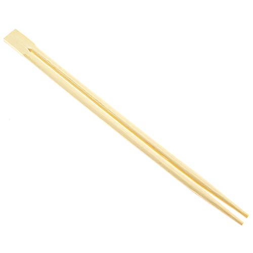 Premium Disposable Bamboo Chopsticks (500 sets), Japanese Disposable Chopsticks Bulk, 9'', Certified Quality by Soeos (Image #2)