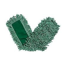 Unisan MFD365GF 36 in. 12 Micro Fiber Mop Dust - Green by Unisan